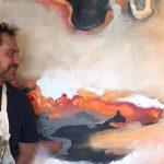 Artist Ricardo Lowenberg
