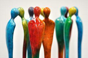 Sculpture by Sylvia Chait