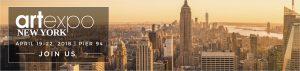 Artexpo New York | April 19-22, 2018