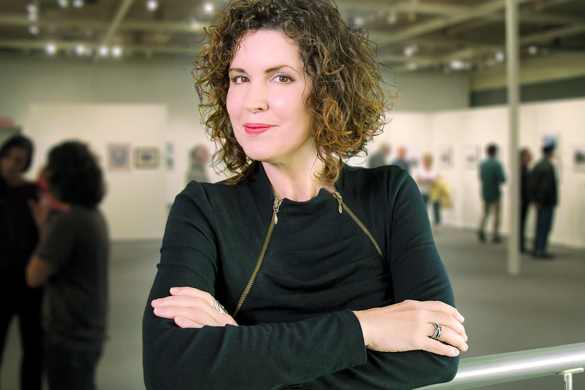 Crista Cloutier and The Working Artist's Art Fair Essentials (AFE)