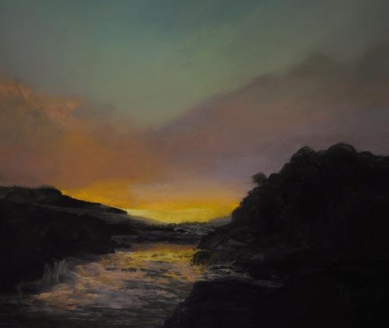 Turbulence by John Davis Held