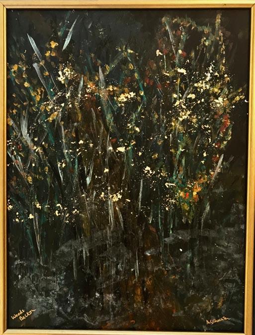 Woods Beckon by Madeleine Schachter