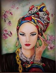Vision by Natia Malazonia