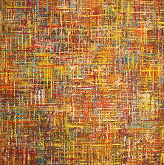 Deep Networks - Matrix No. 17 by Suzanne Kolmeder