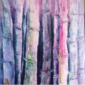 Bamboo Series 17 by Amita Gupta