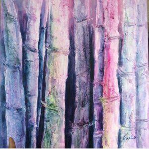Bamboo Series 17 by Amita Gupta