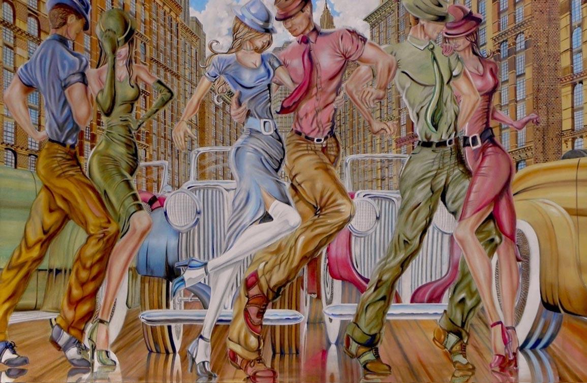 Crosswalk Connection by Steven Penafiel