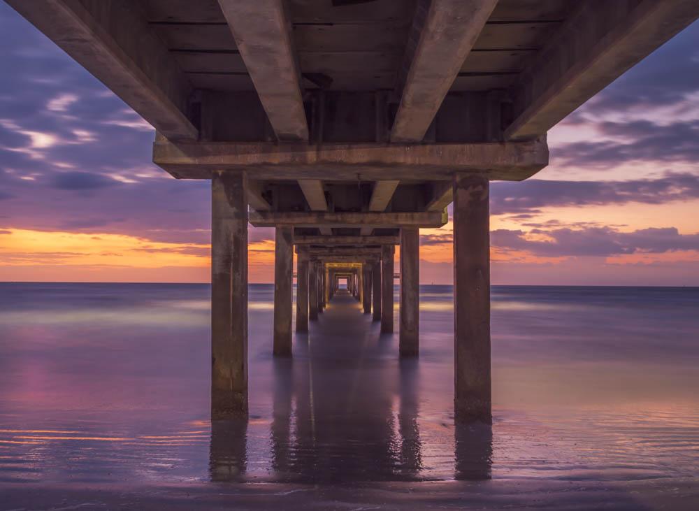 Pier by Dennis Casey