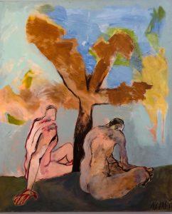 Adam and Adam by Erika Navas
