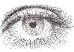 Eye by George Wolberg