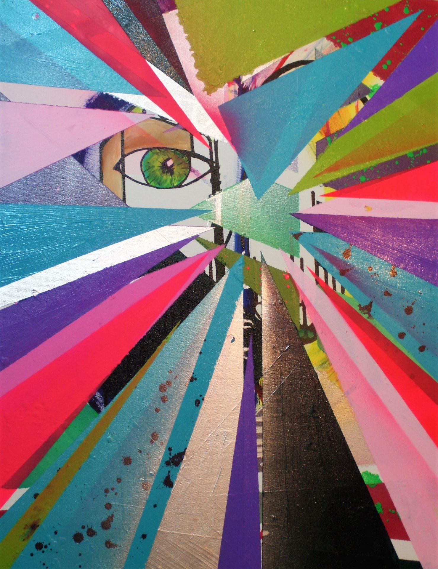 Eyesolation by Mimi Benrazek