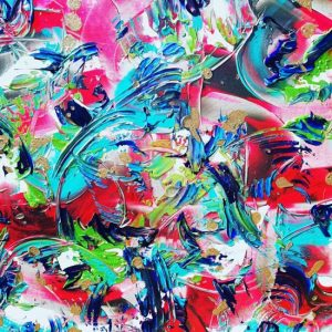 Feerie by Elisabeth Freund Cazaubon