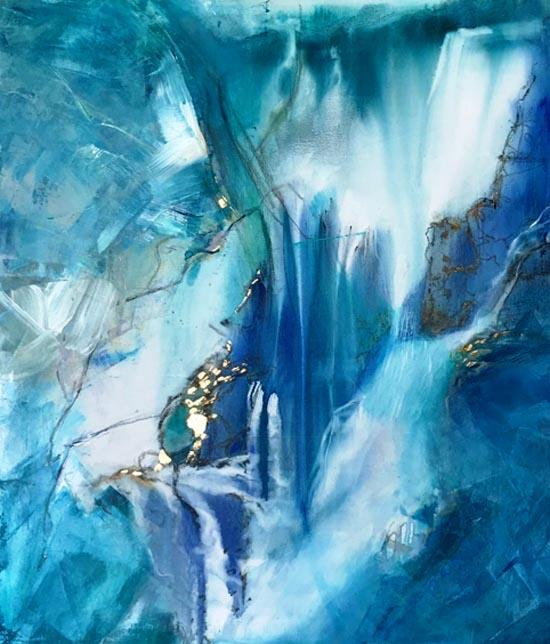Fluid Universe by Paulette Gerecht