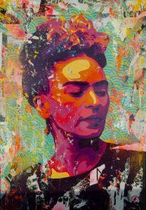 Alternate Frida by Olivier Lutaud