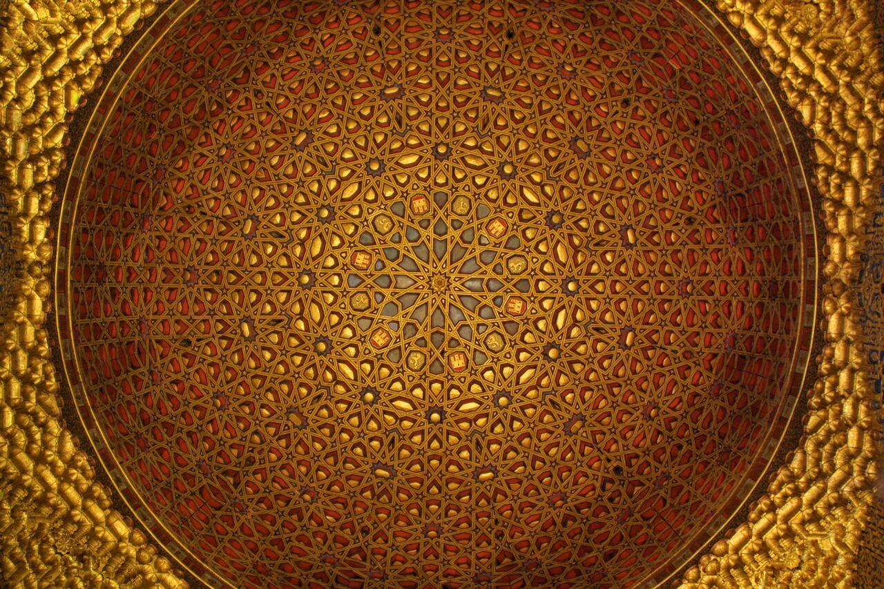 Golden Dome by Glen Varnhagen