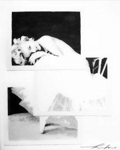 Marilyn Monroe by Haruka Harada