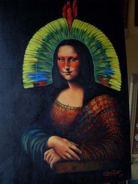 Mona by Clara Piquet