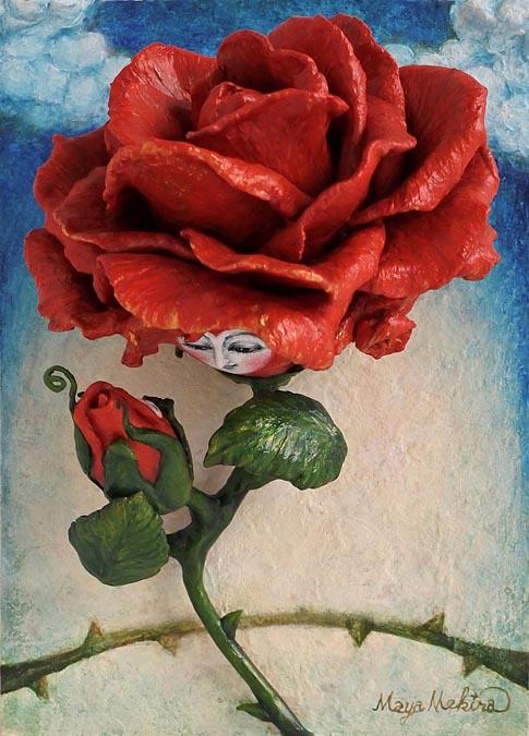 Motherly Love by Maya Mekira