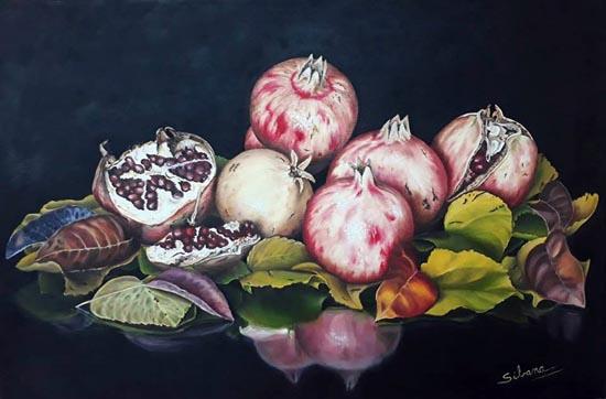 Dulces Granadas by Silvana Gómez