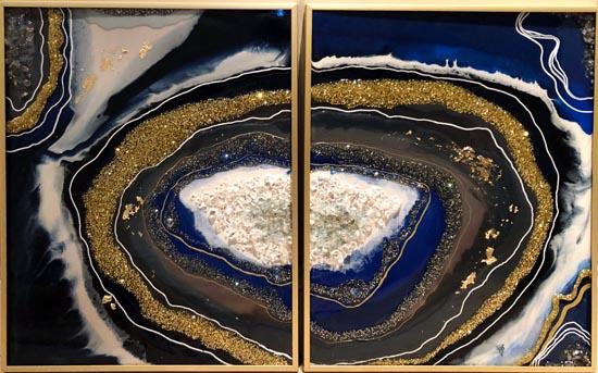 Obsidian by Kate Thomas