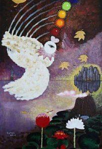 Peace Bird by Deng Hongxia