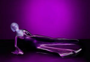 Purple Lilac by Emel Vardar