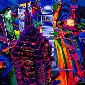 Shanghai Kolor by Pako Campo