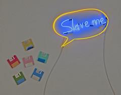 Slave Me by Yorgos Giotsas