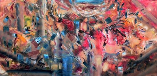 Southwestern Romance by Khrystyna Kozyuk