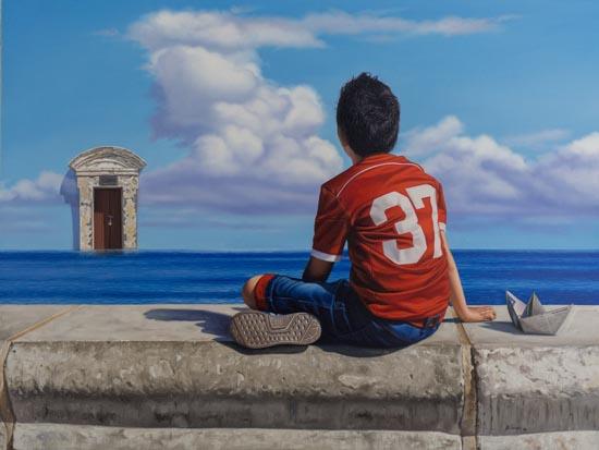 Sueño ser un Marinero by Adalberto
