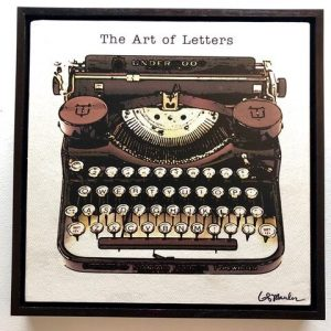The Art of Letters by LA Marler