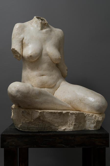 Venus of Astoria by Miguel del Rey Vergara
