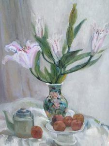 Flower by Zhong Yiyu