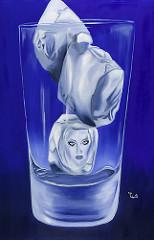 Ice Cube by HRH Princess Hayfa Abdullah