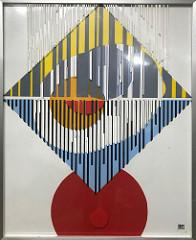 Punto Rojo by Luis A. Maisonet